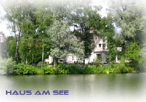 Strebost wohnen am teich for Urlaub haus am see